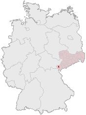 Making and selling lace trade began to decline after the First World War. Germany Poland Czech Republic Plauen is situated in South East Germany in the region of Saxony.
