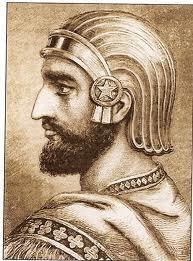Titles of Cyrus King of All! Great King! Mighty King!