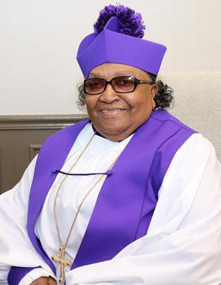 District Prelate HOST Bishop Grace R. Batten 1st Vice President, MSHCA Greetings: To the Corporate Officers, Bishop John E.
