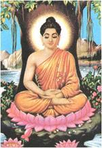 Buddhism Background Information Buddhism started in India by the Buddha, or Siddartha Gautama Founder: