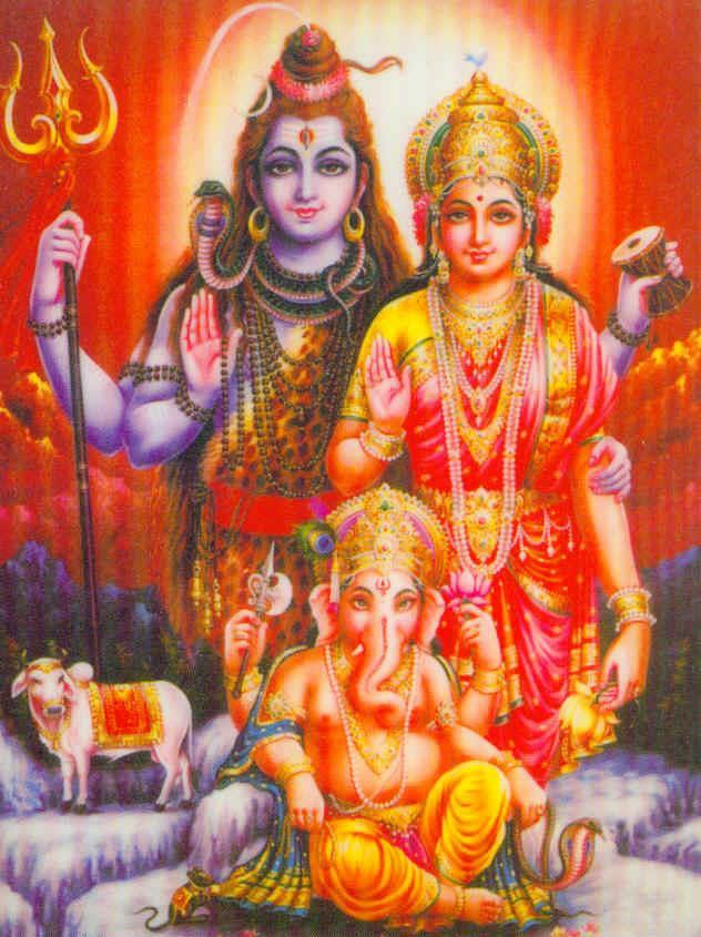 Hindu Gods Polytheistic: Hindus believe in many gods; gods can be in many forms, including