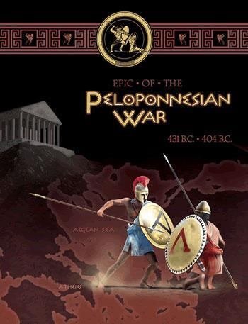 The war between Sparta and Athens was called the Peloponnesian War (named after the southern