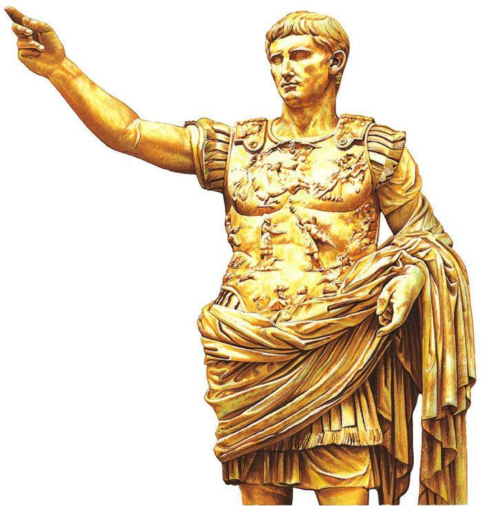 FROM ROMAN REPUBLIC TO ROMAN EMPIRE Octavian exacted revenge on the Senators who assassinated Julius Octavian soon became