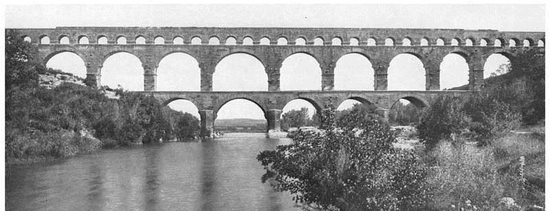 Roman Engineering: Aqueducts One of the Romans greatest