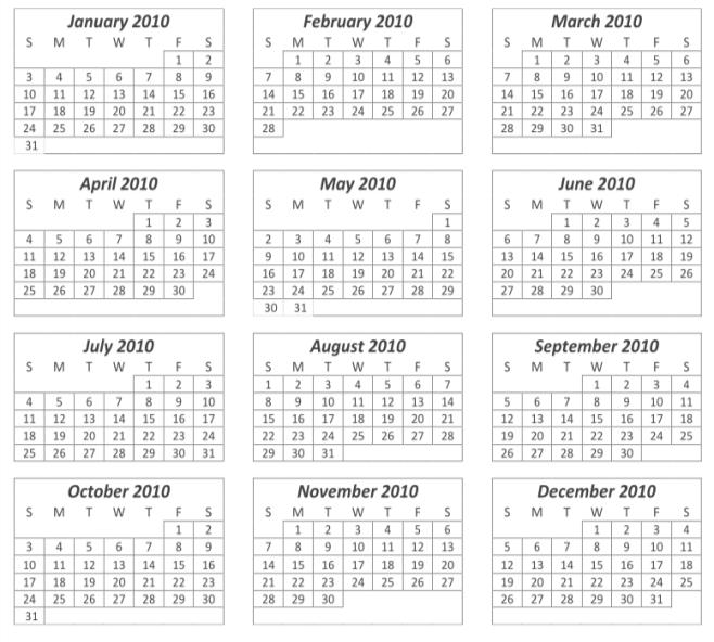 The Roman Calendar This new calendar (called the Julian Calendar after Julius Caesar) had 365