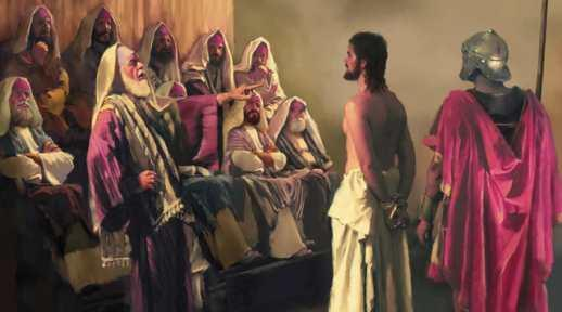 In the year 29 CE, Jesus was arrested on charges of