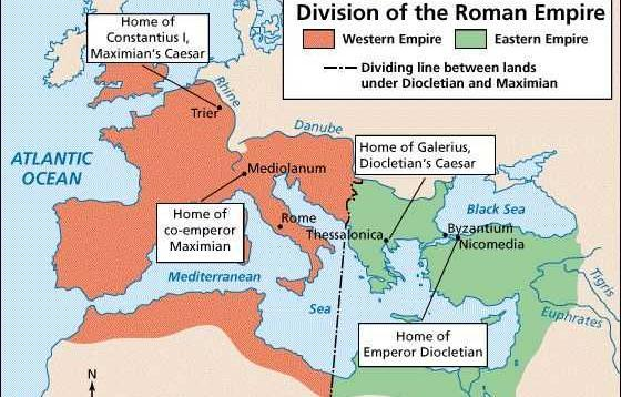 Given its location on the Bosporus Strait, the city was also in a more easily defensible position from Northern invaders than Rome