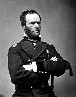 What William Tecumseh Sherman and 100,00 men When May - December 1864 Where Sothern Tennessee, south to Atlanta, west to Savannah GA and north to Columbia SC and Bentonville NC