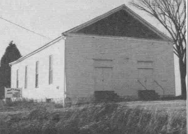 Influence in the Early Local Tennessee Churches Researched by Fran G.