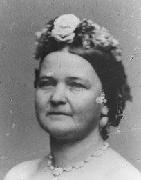M is for Mary Todd Lincoln Mary Todd Lincoln, wife of Abraham Lincoln, was born on December 13, 1818 in Lexington, Kentucky.