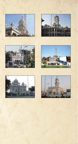 distance) Gurdwara Ramsar Sahib Guru Granth Sahib was compiled at this place in 1604 A.D.