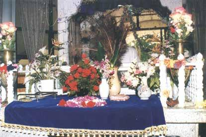 Chapter 3 Bhai Maharaj Singh Memorial BHAI MAHARAJ SINGH MEMORIAL The Bhai Maharaj Singh Memorial that was built in 1994 was designed for personal prayers and meditation.