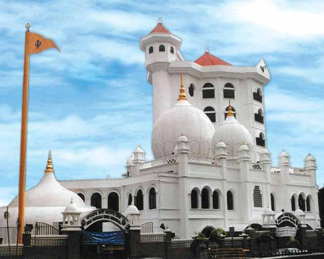 Chapter 6 Gurdwara Sahib Silat Road Gurdwara Sahib Silat Road Complex in 2006 GURDWARA SAHIB SILAT ROAD PRESENT TIMES In the mid 1990s, Gurdwara Sahib Silat Road was extensively renovated and rebuilt