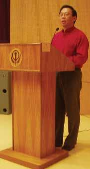 A well-qualified lecturer from Punjab was recruited to conduct formal short term and long term courses in Sikhi