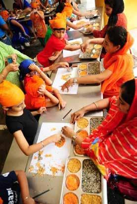 Chapter 7 Gurdwara Silat Road - Sikh Centre Gurdwara Silat Road Sikh Centre also organizes discussions and