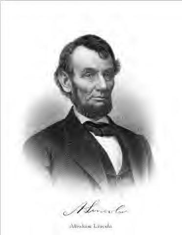 Lincoln considered our best and most influential president Roughly say Lincoln is the best and most influential president the U.S.