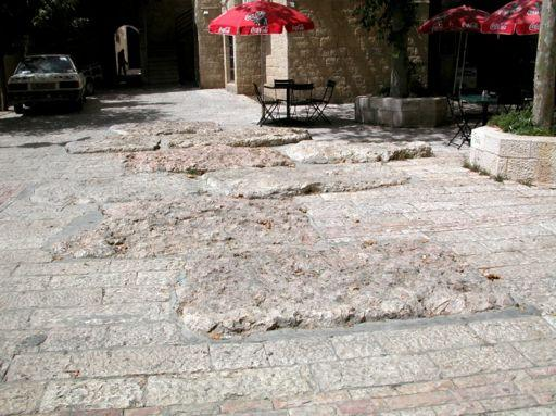 Paving Stones in