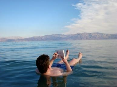 Day 9 Friday, October 2, 2015. Dead Sea After Breakfast, we head to the Kumran caves where the Dead Sea Scrolls were found.