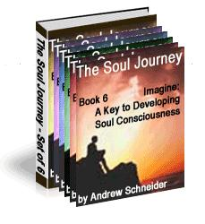 An Introduction to The Soul Journey Education for Higher Consciousness A 6 e-book series by Andrew Schneider What is the soul journey?