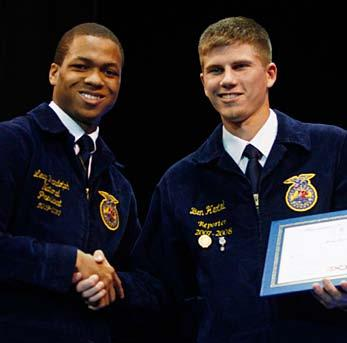 Agri entrepreneurs honored pdf 6 9 american degree recipients ffa brett slack manchester ffa alyssa smith fandeluxe Image collections