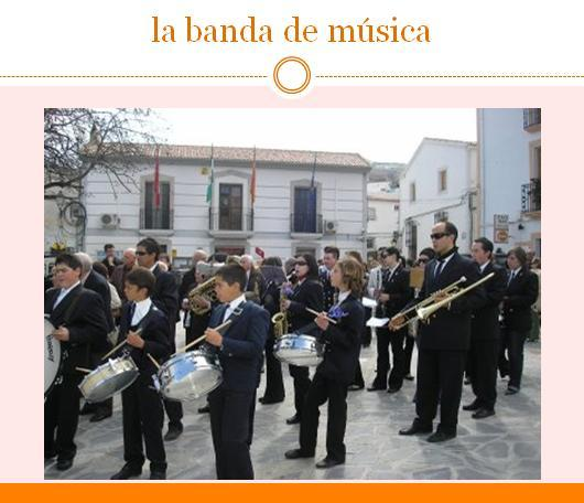 Traditions in Andalucía (2:58) http://www.youtube.com/watch?