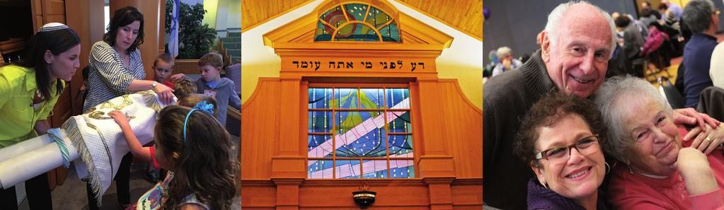 WELCOME TO M KOR SHALOM! Our Community Wherever you are on your spiritual journey, you can take the next steps with us.