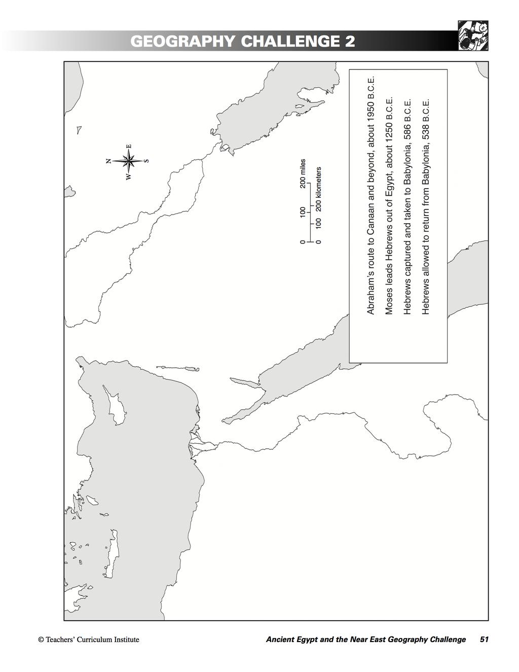 Sixth grade ancient history chapters ancient egypt pdf near the ancient kingdom of israel canaan draw this boundary on your map and lightly shade the inside of it blue then label this area on your map fandeluxe Images