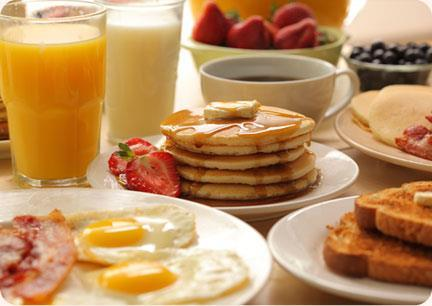 Light refreshments -- and, of course, tea -- will be served. FELLOWSHIP BREAKFAST THIS SUNDAY Sunday, Oct.