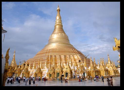 Day 1: * 10 Days 9 Nights Yangon, Bagan, Mount Popa, Mandalay, Arrival at Yangon Upon arrival at Yangon, you will be welcomed by our tour guide at the airport and transferred to your hotel Check In