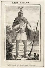1675 Mass. settlers vs. Wampanoag MetaComet was the Chief of Wampanoag tribe.