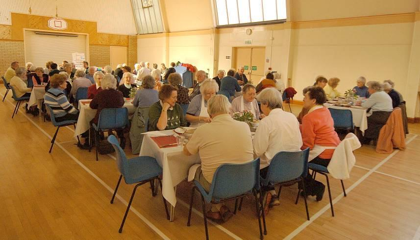 ADULT GROUPS AND ACTIVITIES LIFEGROUPS were set up a number of years ago and meet in homes.