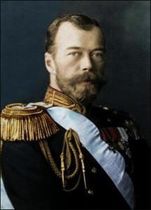 Last Czar of Russia Ruled from 1894 1917 when he was overthrown in a series of upheavals Bolsheviks, a