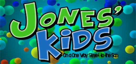 On Facebook @joneskids to 81010 Ashley Wade Director of Children s