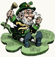 "The Leprechaun The original Irish name for these figures of folklore is ""lobaircin,"" meaning ""small-bodied fellow."