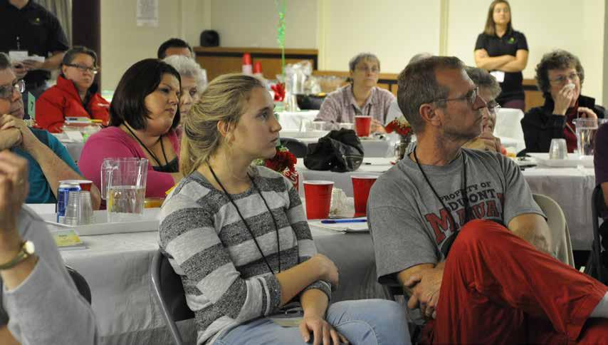 Report on Mission Our Mother of Sorrows Parish held a Parish Growth Conference for 85 attendees.
