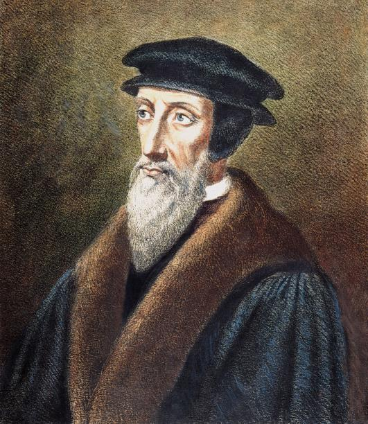 John Calvin and Switzerland Adopted most of Luther s ideas Added predestination Preached that God had determined who would or would be saved There were two kinds of