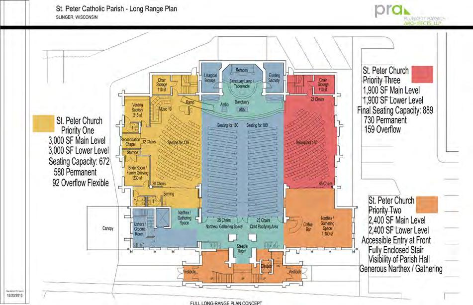 Floor Plans Upper Level 3