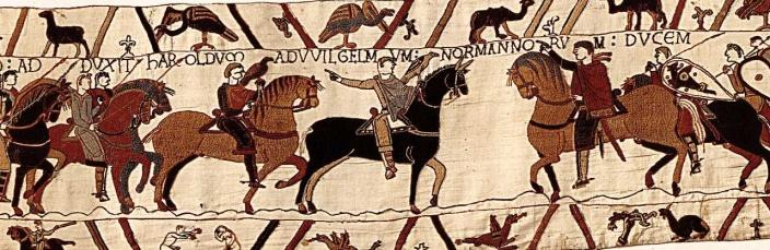 The Normans Viking Settlers The Viking Age spanned the late 8 th to the late 11 th century During this time, Vikings from Scandinavia explored Europe by its oceans and rivers for trade and plunder By