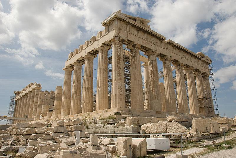 Document 7: The Parthenon How have specific