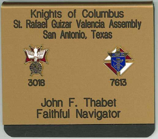 There will be many other opportunities involving our Assembly for a turn-out in the future. Editor The Fourth Degree is the highest and most prestigious degree within the Knights of Columbus.