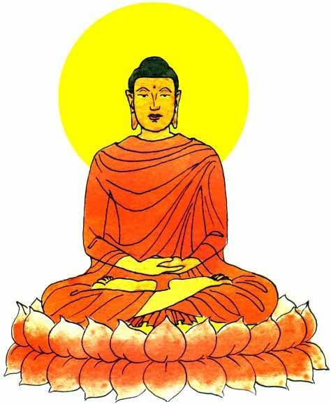 The Buddha is the first gem for Buddhists. He is the founder of Buddhism. He found the Truth. He is the most honored person in Buddhism.