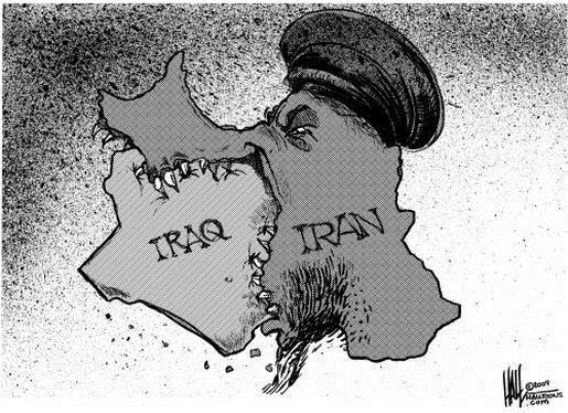 Domination of the Gulf Saddam hoped that with the annexation of Khuzestan and renewed control of the Shatt al-arab, Iraq s oil reserves could be expanded at the expense of Iran signalling