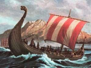 They were gone before locals could mount a defense The Vikings were not only warriors but also traders, farmers, and explorers. They ventured far beyond western Europe.