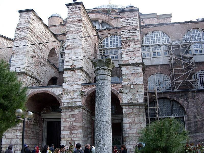 Hagia Sophia Source: https://upload.wikimedia.