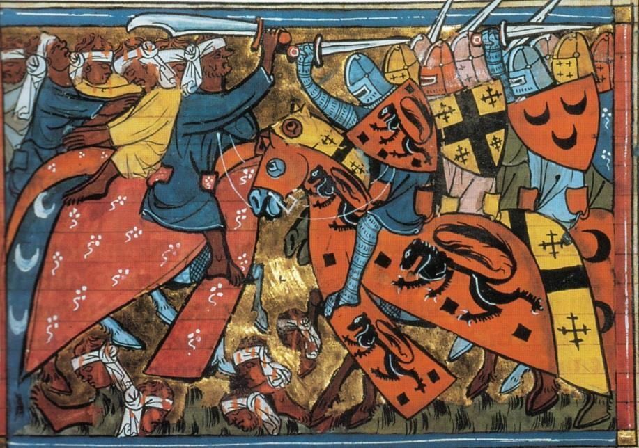 The Crusades Pope Urban II wanted to drive the Muslim Turks out of the Holy Lands so he called upon European Catholics to wage war against them There were a series of crusades that lasted over 200