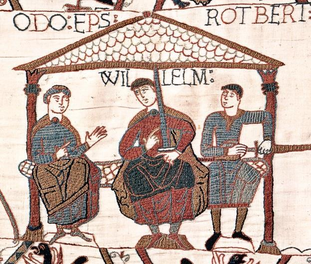 invasion of England William became known as The Conqueror He would set up