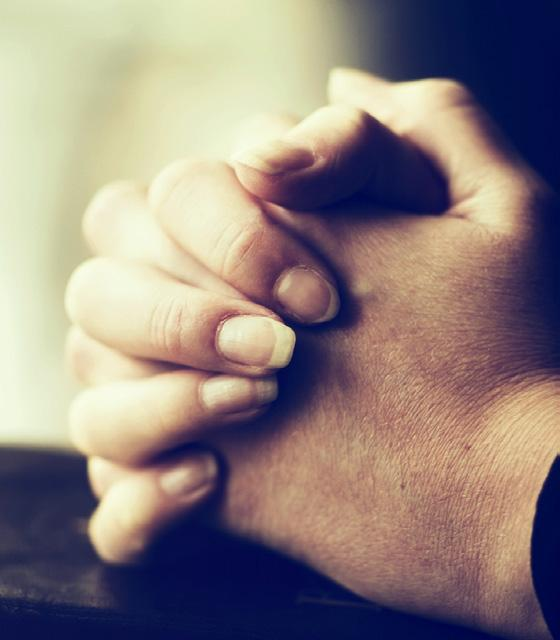 THE POINT Support your church with prayer. LIVE IT OUT God works through the prayers of His people.