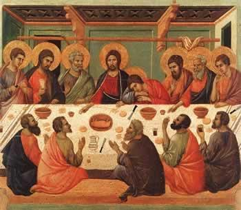 The Sacrifice of the Holy Eucharist dates back to the early Church and is spoken