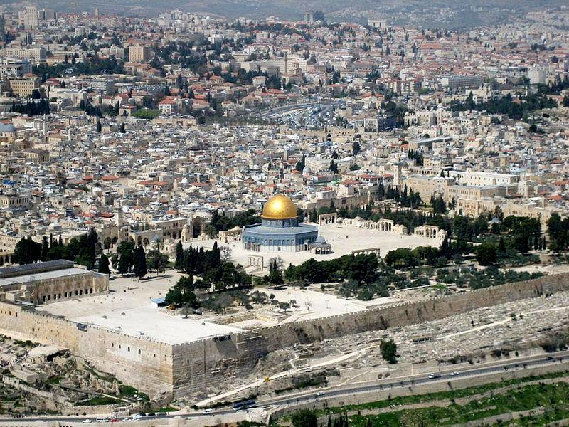 Sacred Spaces & Places of Worship THE TEMPLE MOUNT Location of