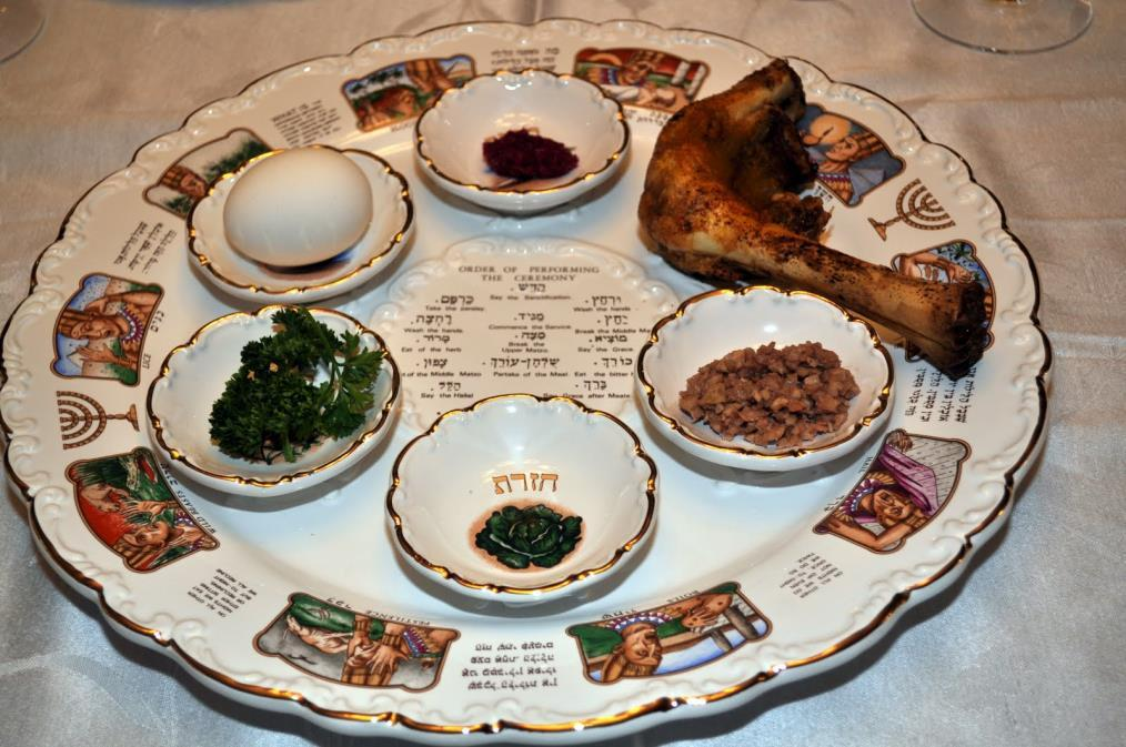 Holy Days & Holidays PASSOVER Meal